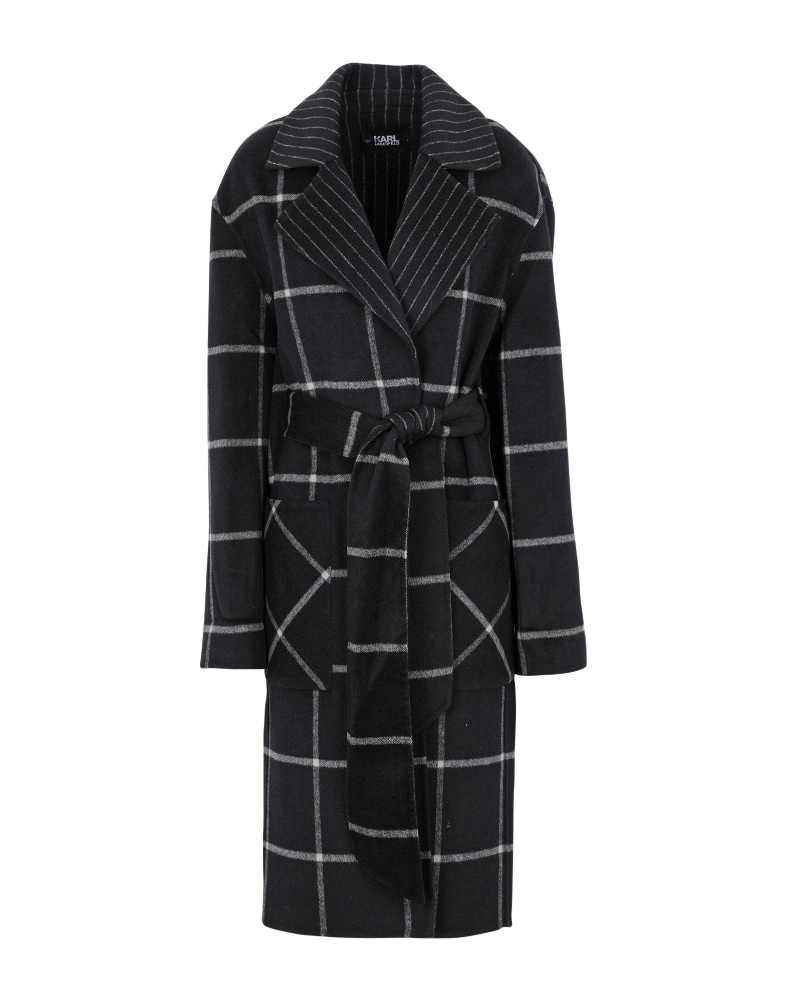 купить KARL LAGERFELD Пальто по цене 40840 рублей