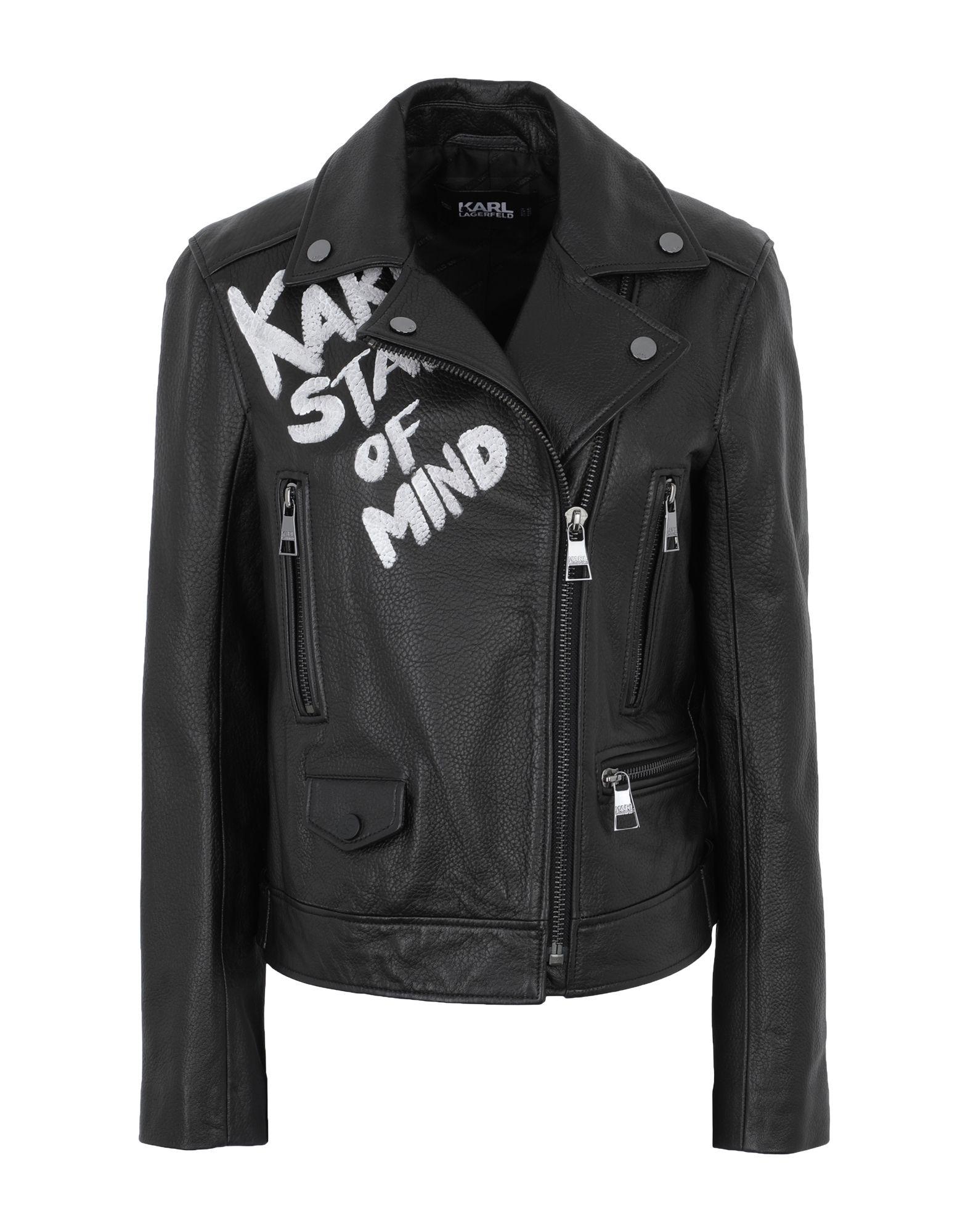KARL LAGERFELD x OLIVIA PALERMO Куртка