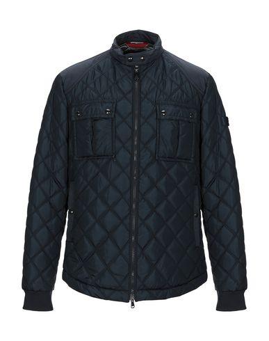 Купить Мужскую куртку PEUTEREY темно-синего цвета