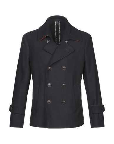 ASFALTO Manteau long homme