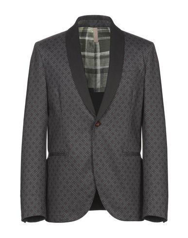 Купить Мужской пиджак ASFALTO свинцово-серого цвета