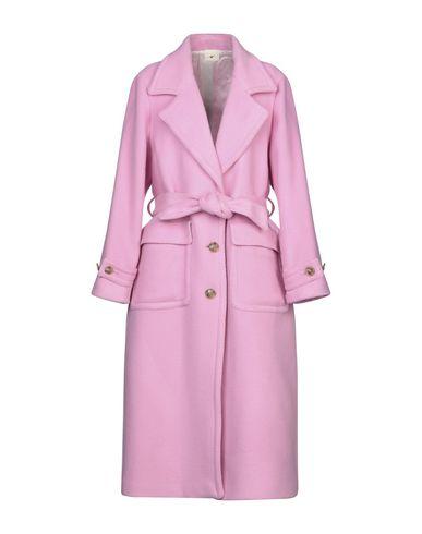 Купить Женское пальто или плащ HEART MADE JULIE FAGERHOLT розового цвета