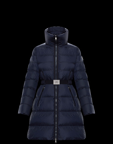 ACCENTEUR Dark blue Long Down Jackets