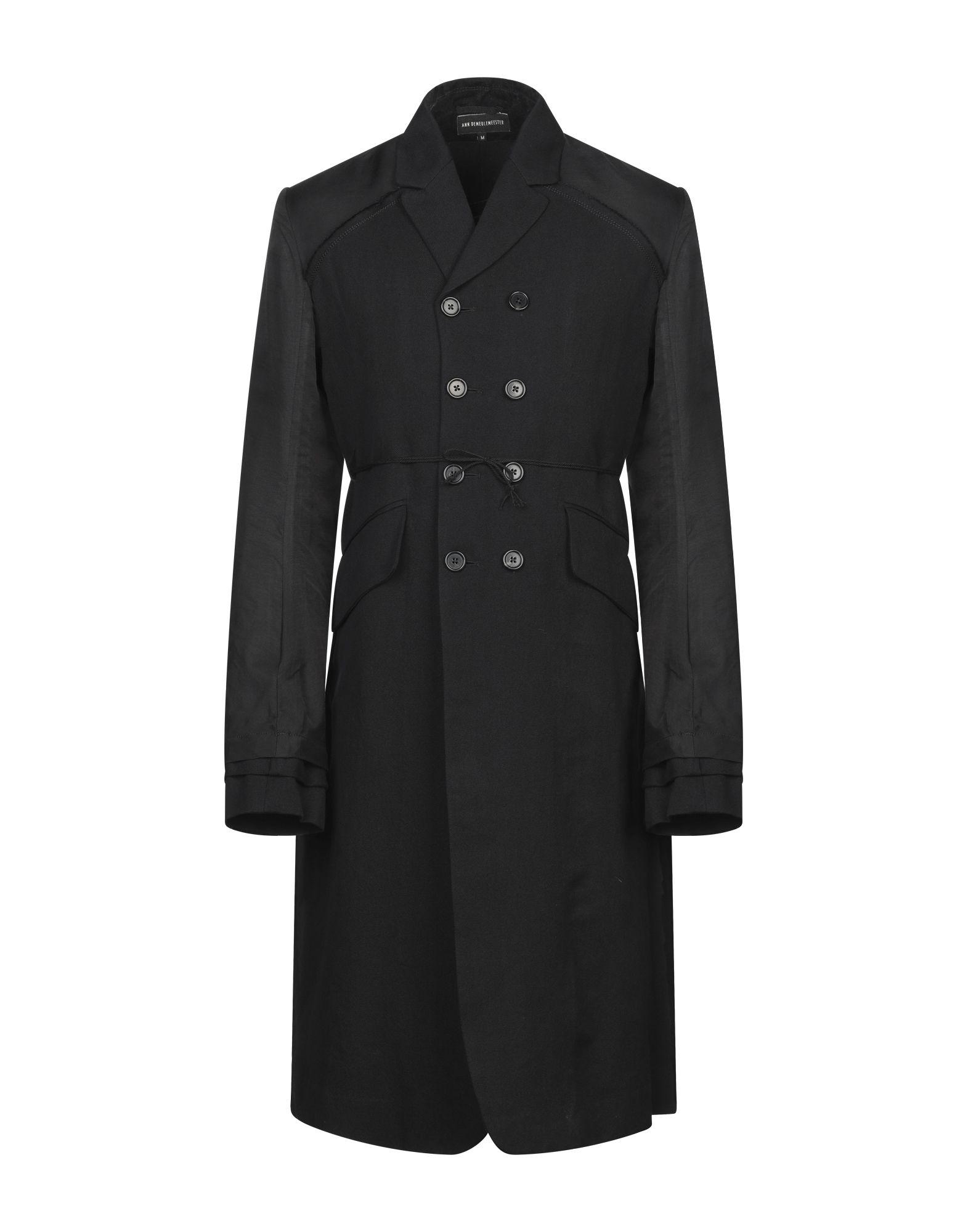 ANN DEMEULEMEESTER Легкое пальто