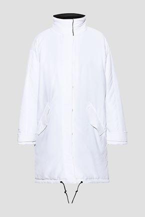 IRO Anger oversized shell coat
