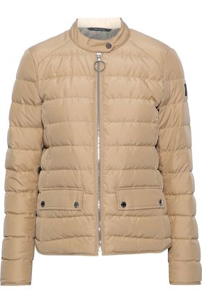 BELSTAFF Ranford quilted shell down jacket