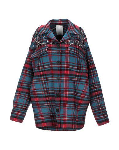 Купить Легкое пальто грифельно-синего цвета