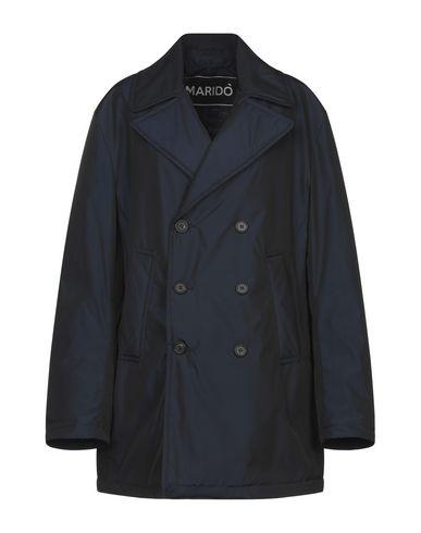 Купить Женскую куртку MARIDÒ темно-синего цвета