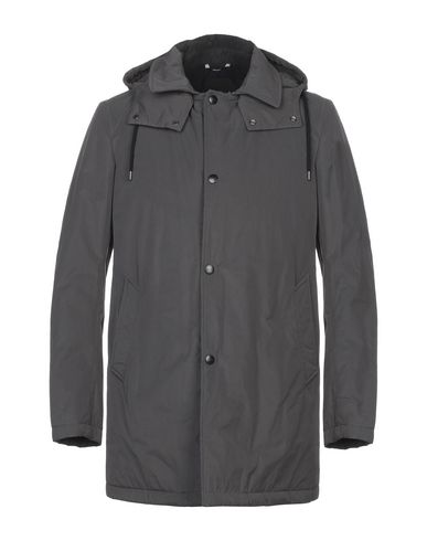 Купить Мужское пальто или плащ  серого цвета