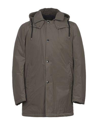 Купить Мужское пальто или плащ  цвет зеленый-милитари