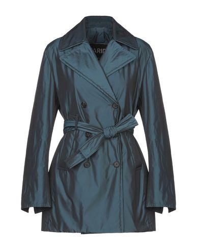 Купить Легкое пальто от MARIDÒ цвет цвет морской волны