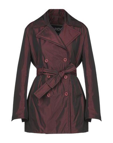 Купить Легкое пальто от MARIDÒ красно-коричневого цвета