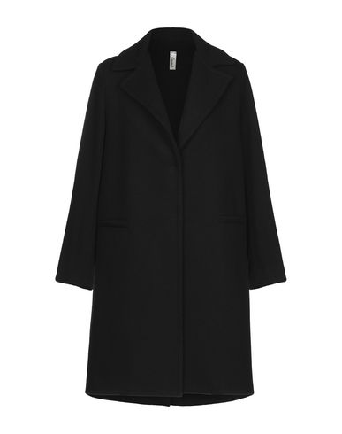 Купить Женское пальто или плащ SOUVENIR черного цвета