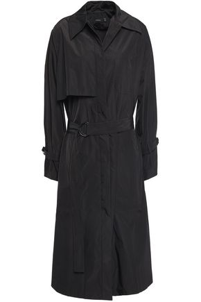 JOSEPH Belted shell trench coat