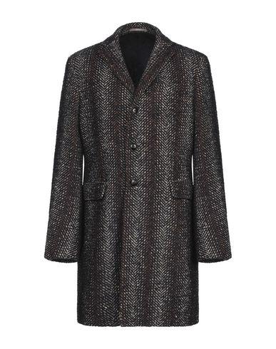Купить Мужское пальто или плащ PAOLONI синего цвета