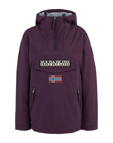 Купить Женскую куртку  фиолетового цвета