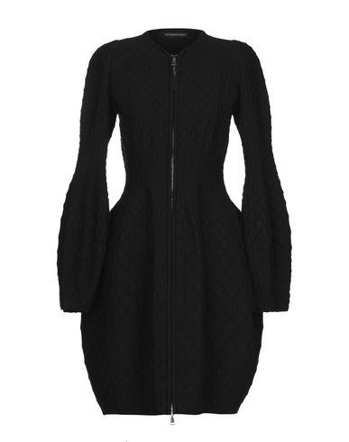 Купить Легкое пальто от ANTONINO VALENTI черного цвета