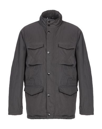 Купить Мужскую куртку  свинцово-серого цвета