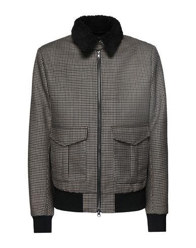 Купить Мужскую куртку 8 by YOOX коричневого цвета
