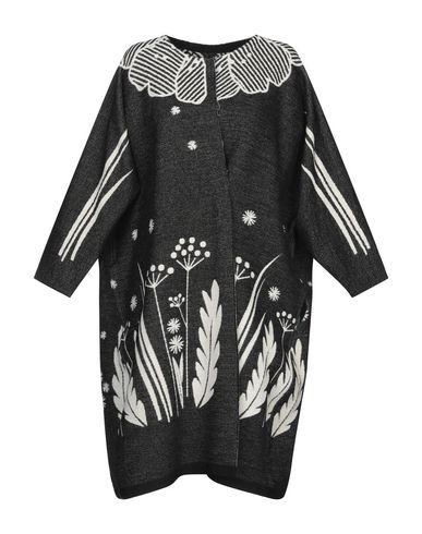 Купить Женское пальто или плащ MARIT ILISON черного цвета