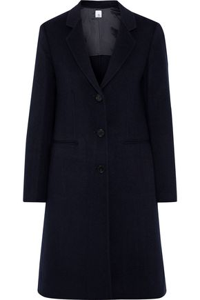 IRIS & INK Hanson wool and cashmere-blend coat