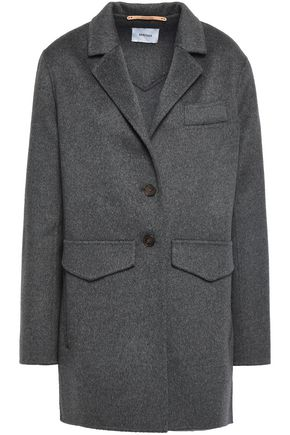 NANUSHKA Mystique wool and silk-blend felt jacket