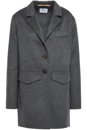 NANUSHKA Mystique wool and silk-blend felt jacket