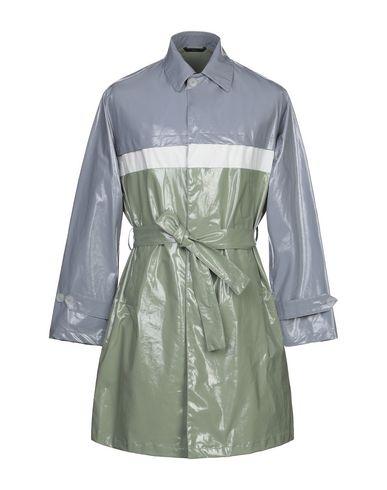 Купить Легкое пальто от HEVÒ цвет зеленый-милитари