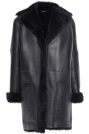 JOSEPH Hank Teddy shearling coat