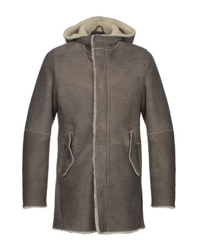 Фото - Мужское пальто или плащ GMS-75 цвета хаки