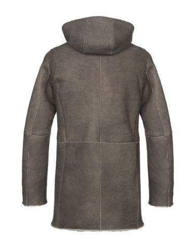 Фото 2 - Мужское пальто или плащ GMS-75 цвета хаки