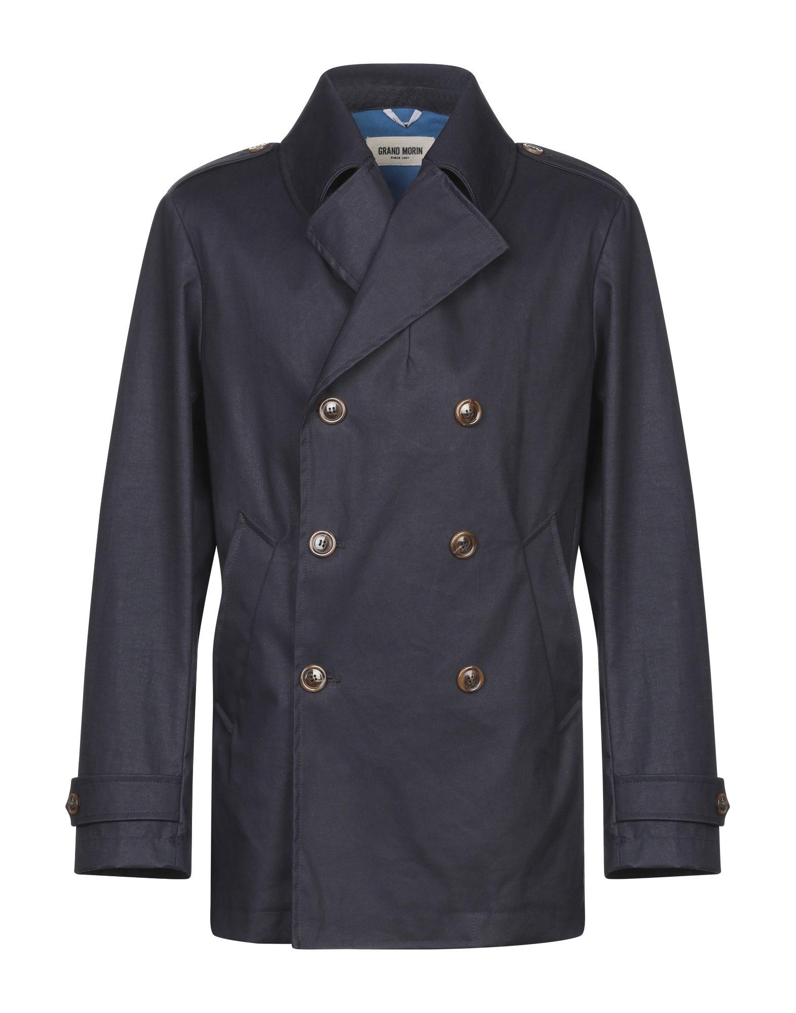 GRAND MORIN Легкое пальто