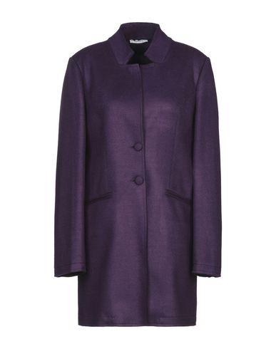 Фото - Женское пальто или плащ OPTIONS фиолетового цвета