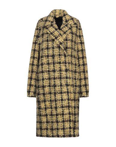 Купить Женское пальто или плащ  цвет охра