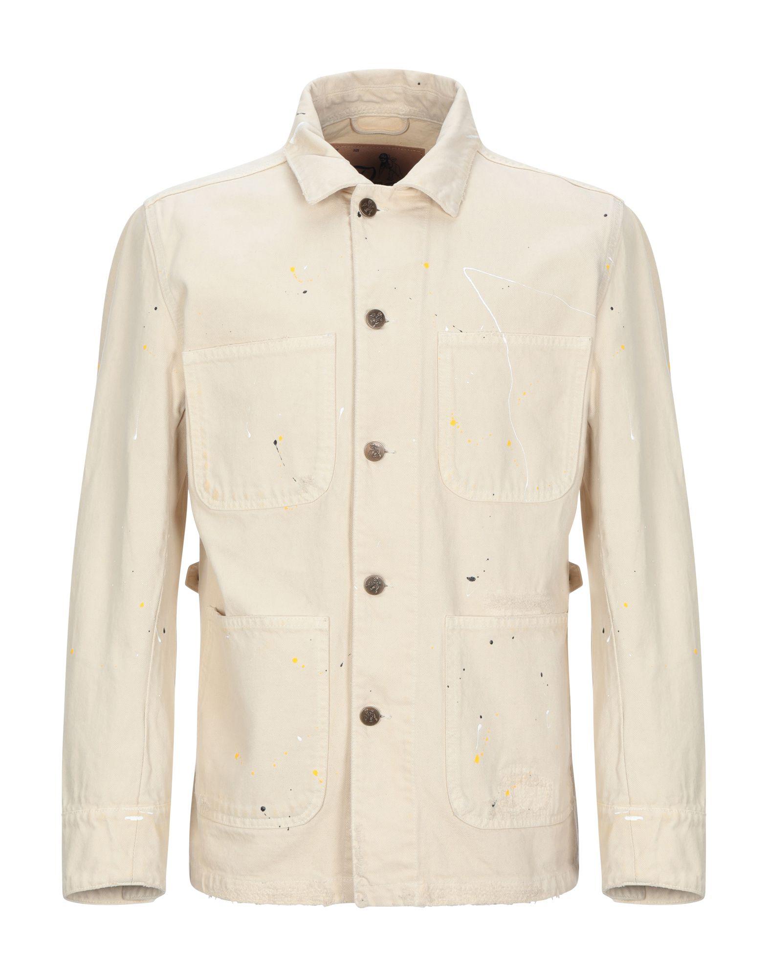 PRPS Джинсовая верхняя одежда