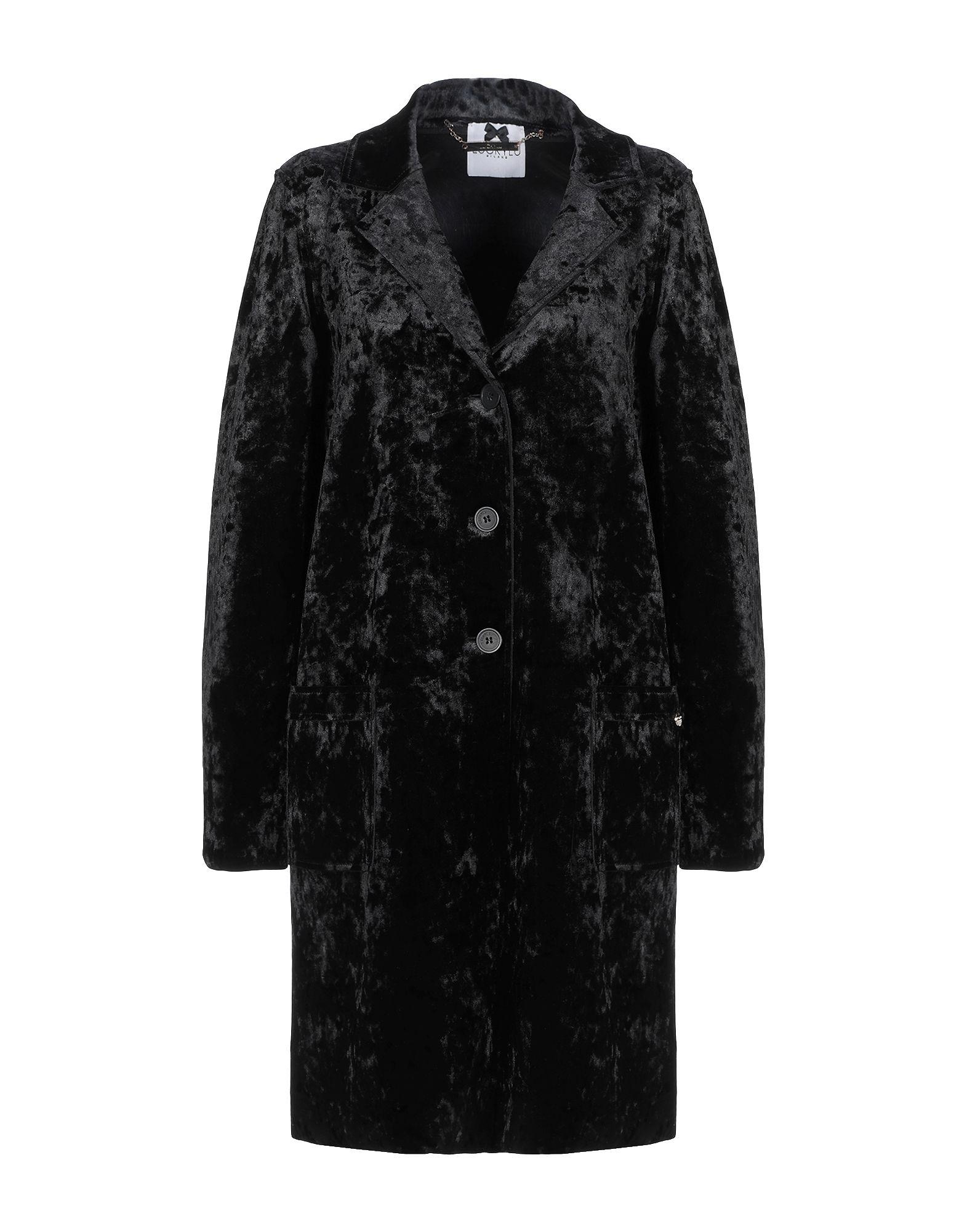 LUCKYLU Milano Легкое пальто larusmiani milano легкое пальто