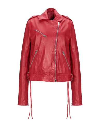 Фото - Женскую куртку ES TES красного цвета