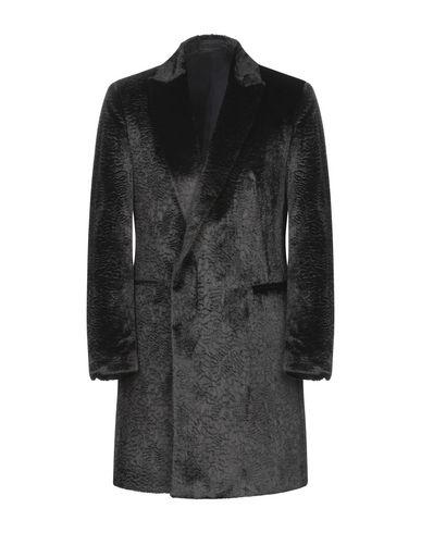 Купить Мужское пальто или плащ FUTURO черного цвета