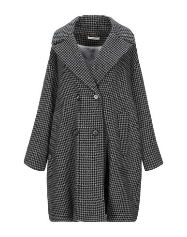 Купить Женское пальто или плащ SESSUN серого цвета