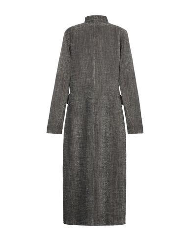 Фото 2 - Женское пальто или плащ CLAUDIE черного цвета