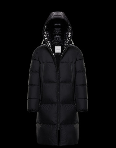TEMPLON Black Category Parka Man