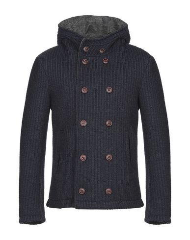 Фото - Мужское пальто или плащ LOST IN ALBION темно-синего цвета