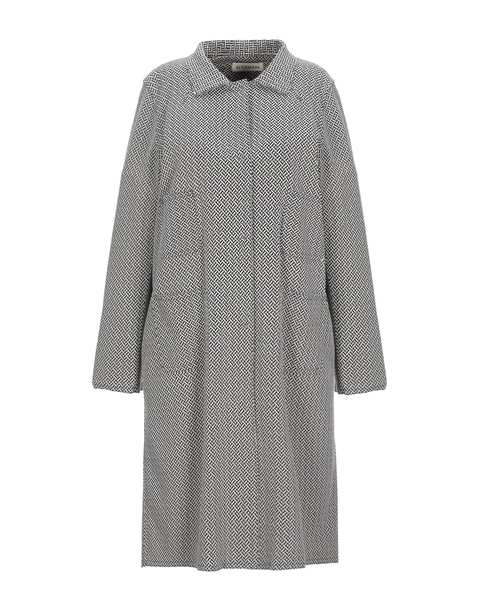 LA FABRIQUE Легкое пальто la fabrique легкое пальто