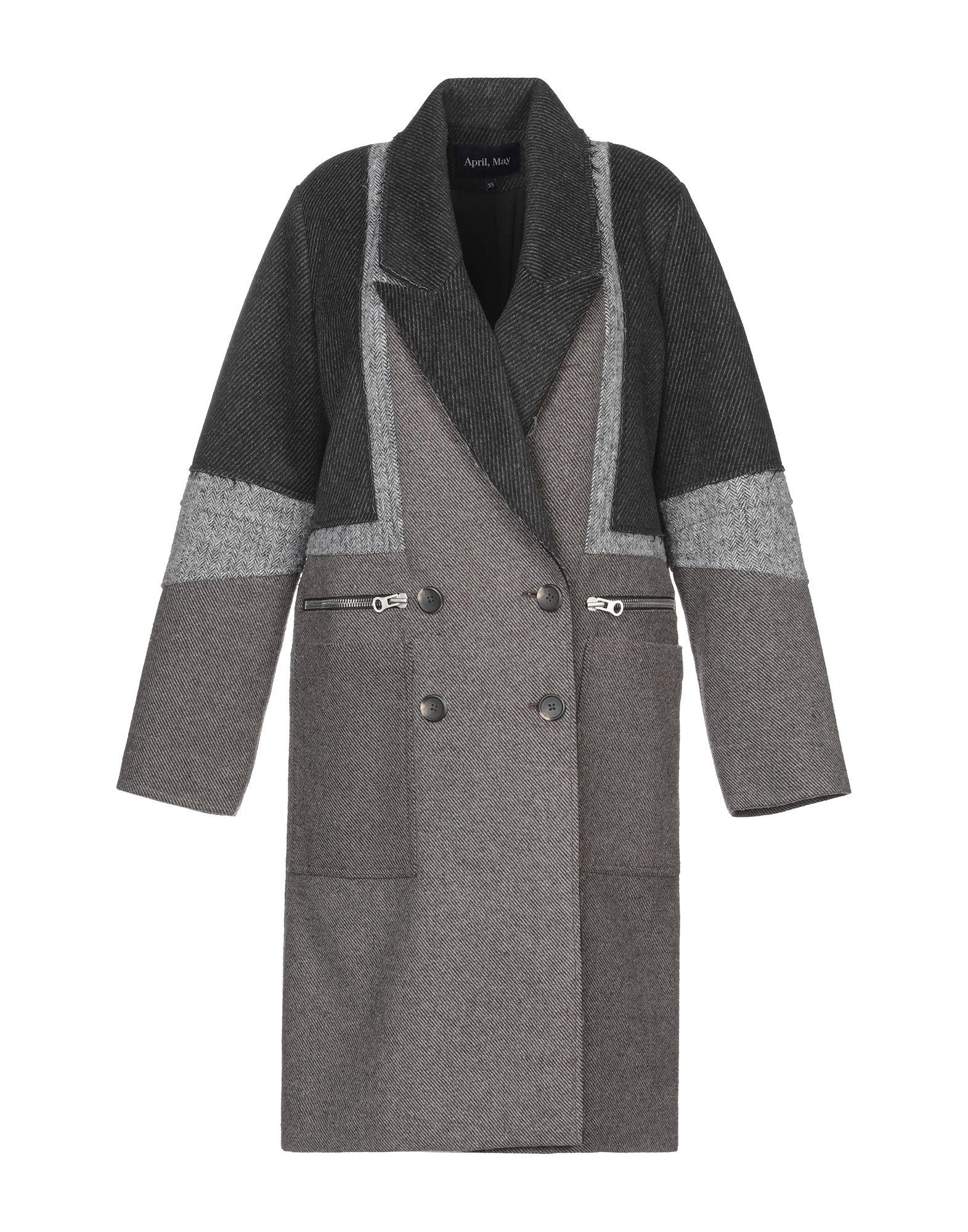 APRIL MAY Пальто