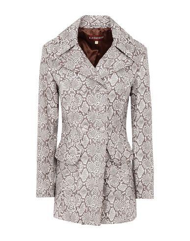Купить Легкое пальто от ALEXACHUNG коричневого цвета