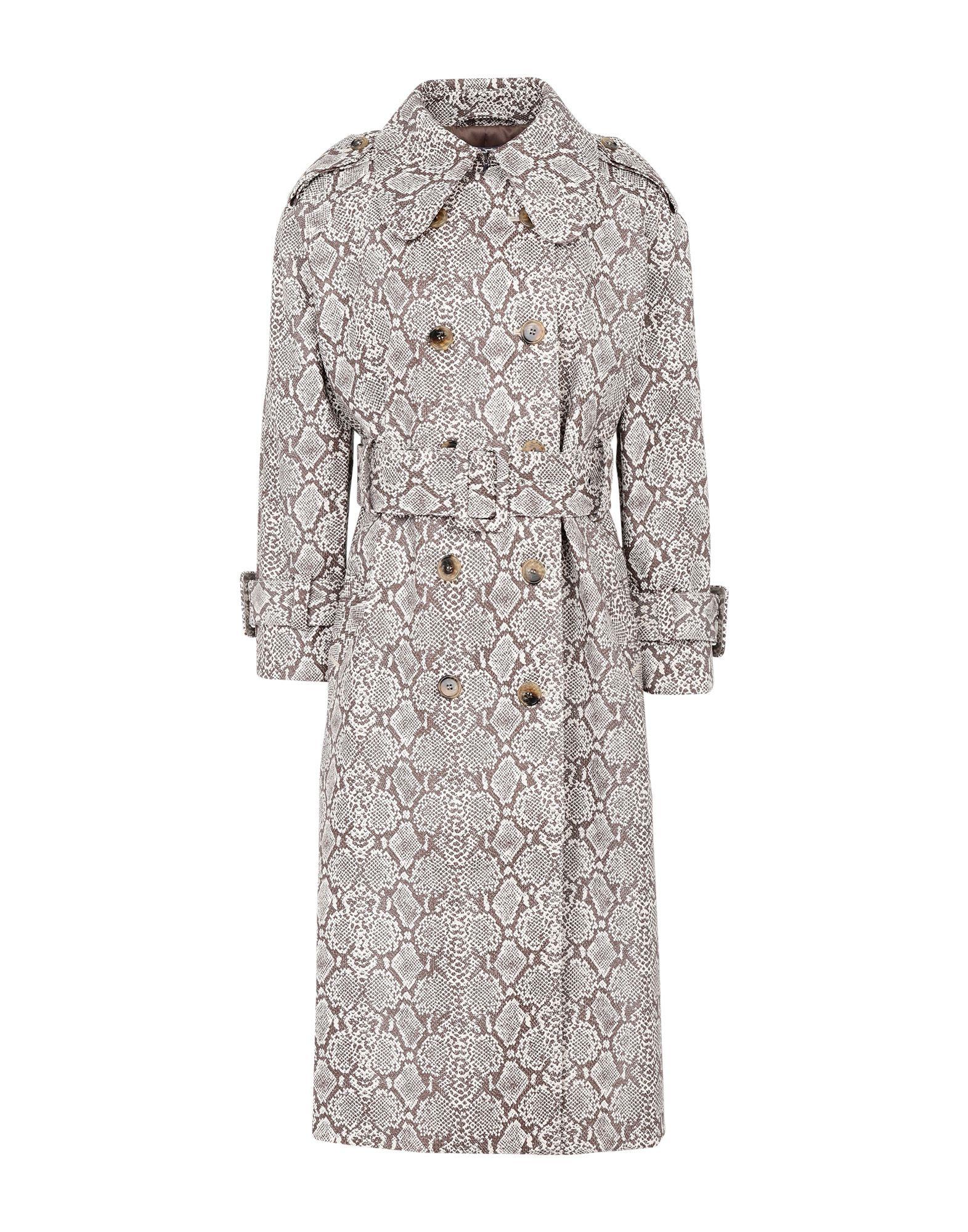 ALEXACHUNG Легкое пальто