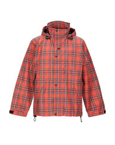 Фото - Мужскую куртку HELLY HANSEN x SANDRO оранжевого цвета