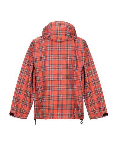 Фото 2 - Мужскую куртку HELLY HANSEN x SANDRO оранжевого цвета