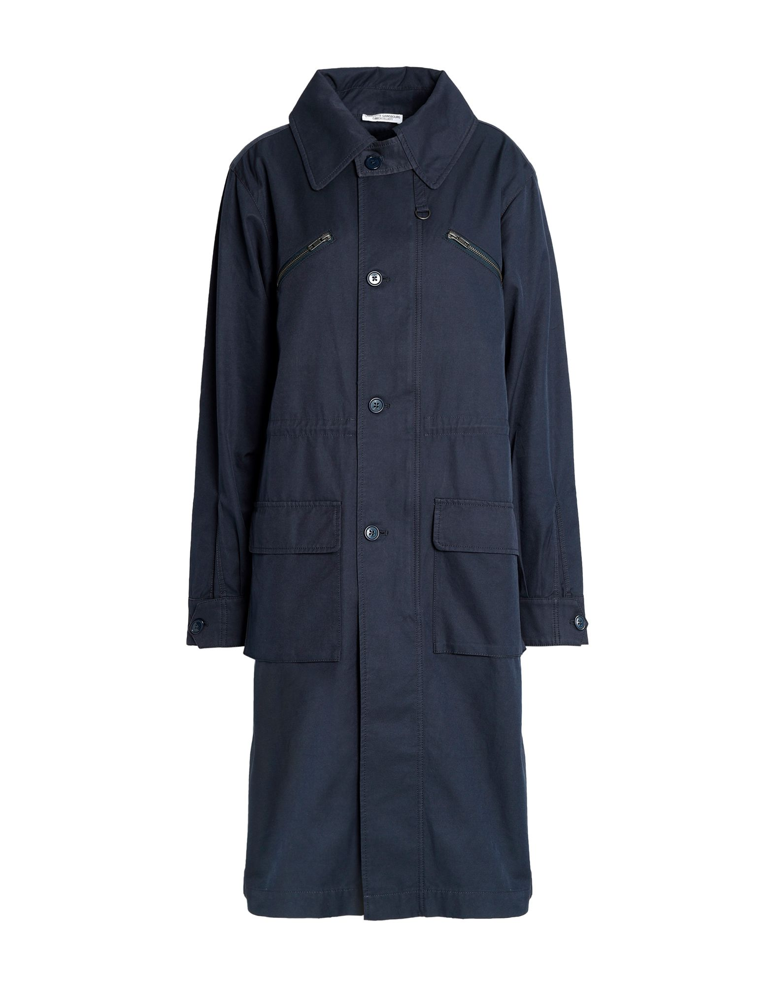 CURRENT/ELLIOTT + CHARLOTTE GAINSBOURG Легкое пальто current elliott charlotte gainsbourg pубашка