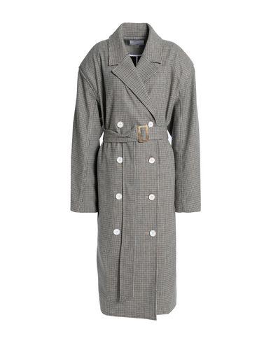 Фото - Женское пальто или плащ  темно-коричневого цвета